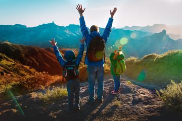 Passer des vacances en famille en pleine nature