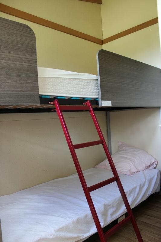 Chambre lit sperposé