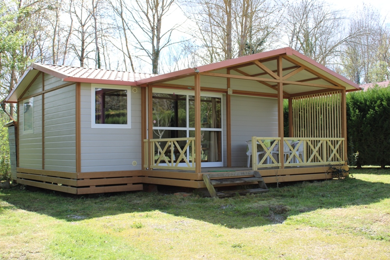 Chalet spacieux 3 chambres