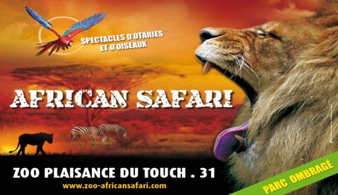 Le Zoo African Safari